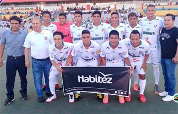 Estudiantil CNI se complica en la Copa Perú