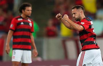 Flamengo se impuso en Brasil por la Libertadores
