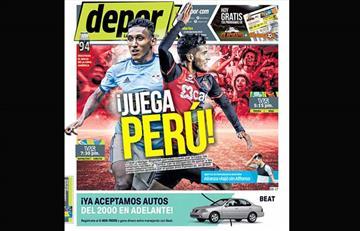 Portadas de los periódicos deportivos locales del 12 de marzo