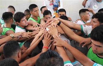 Unión Tarapoto golea en la Copa Perú