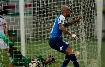 Mira los goles del Palmeiras vs Melgar por Libertadores