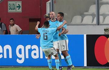 Sporting Cristal vs Godoy Cruz: los goles del partido