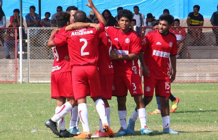 Copa Perú: Bolognesi recupera terreno en Tacna