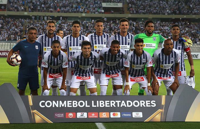 Internacional vs Alianza Lima: alineaciones confirmadas