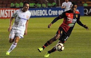 ¿Por qué John Narváez no jugará con Ecuador?