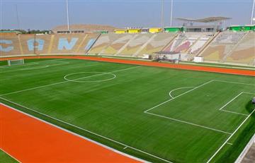 Este es el remodelado estadio de San Marcos