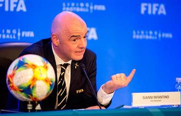 FIFA decidirá en junio si el Mundial se jugará con 48 equipos