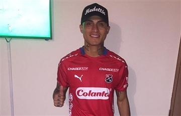 Jugador peruano firmó por el DIM de Colombia