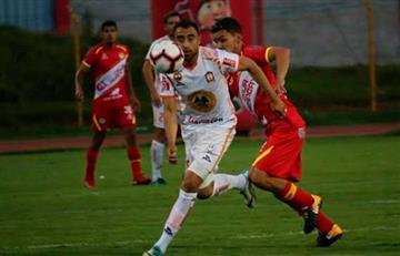 Sport Huancayo empató ante Ayacucho FC por Liga 1