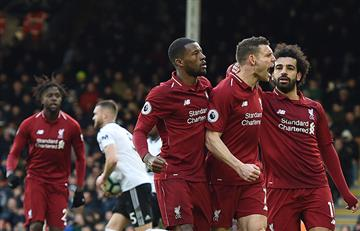 ¡Liverpool ganó y no pierde el paso!