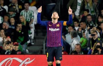 5 marcas que puede batir Messi esta temporada