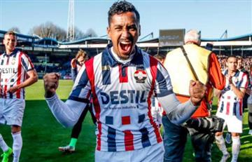 Renato Tapia habló de su buen momento en Willem II [VIDEO]