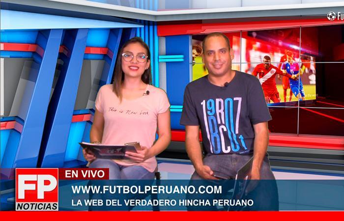 Futbolperuano.com Noticias es el primer notidiario del fútbol peruano.