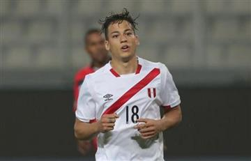 Cristian Benavente no descarta jugar en el fútbol peruano