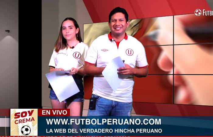 Conéctate todos los lunes a Soy Celeste por Futbolperuano.com