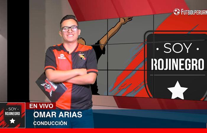 ¡Conéctate todos los jueves a Soy Rojinegro!