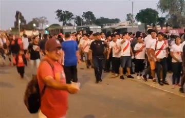 Revendedores se hicieron presente en Sudamericano Sub 17