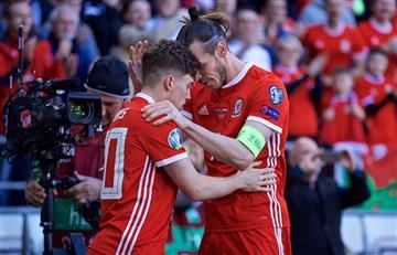 Con Bale de titular, Gales ganó