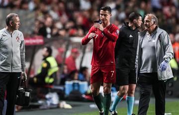 Portugal no pasó del empate ante Serbia