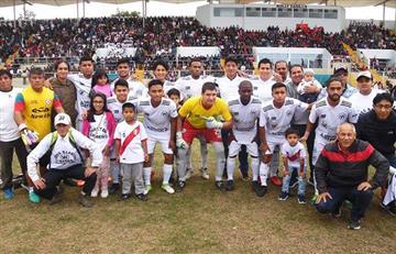 Walter Ormeño no se cansa de ganar en la Copa Perú