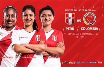 Selección Peruana de Fútbol Femenino jugará amistoso