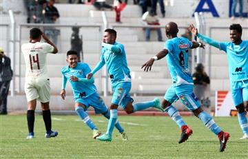 Mira los goles del Binacional vs Universitario por Liga 1