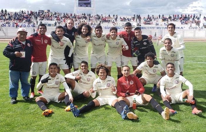 Torneo de Reservas: Universitario venció a Binacional en Juliaca