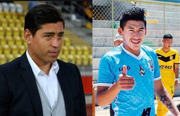 Nicolás Córdova y sus elogios hacia el juego de Andy Polar