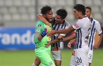 Alianza Lima le deseó suerte a Melgar