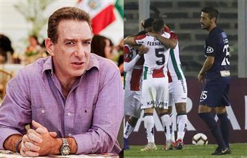 Fleischman pide ampliar cupo de extranjeros para ganar en Libertadores