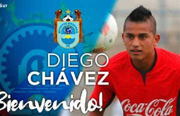 Diego Chávez aún pertenece a Binacional