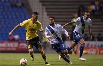 Edison Flores, titular en el empate del Morelia