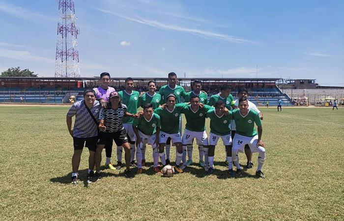 Alianza Atlético igualó 1-1 ante Los Caimanes en Sullana (Foto: Twitter)