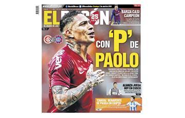 Portadas de los periódicos deportivos locales de este domingo 07 de abril