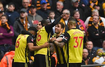Watford se medirá frente al City en la final de la FA Cup tras eliminar al Wolves