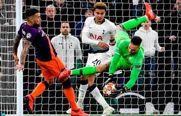 Tottenham vence por 1-0 al Manchester City
