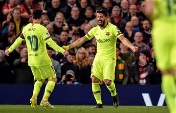 Barcelona le saca ventaja al United