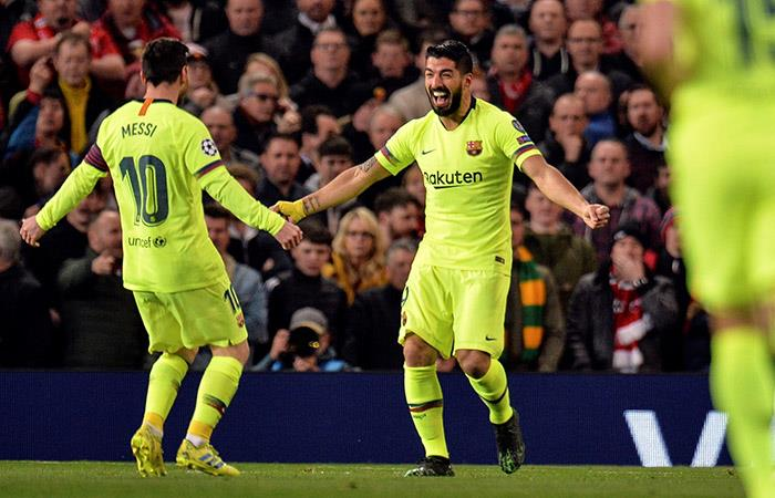 Manchester United vs Barcelona EN VIVO: hora fecha y canal del duelo por Champions League