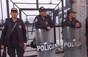 Estadio de Alianza Lima amaneció con resguardo policial