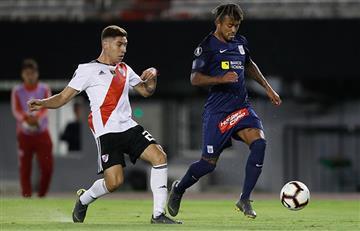 Alianza Lima sumó una nueva derrota en Copa