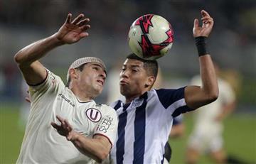 Alianza Lima vs Universitario de Deportes fue suspendido