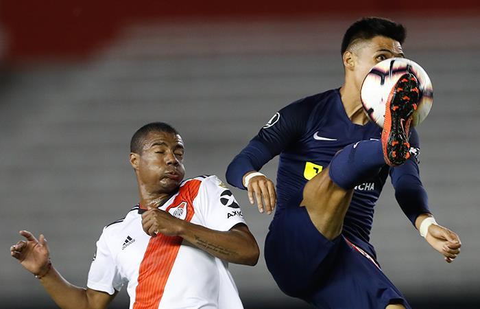 Alianza Lima cayó goleado por 3-0 ante River Plate. Foto: EFE