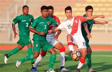 ¿Dónde juega Alessandro Burlamaqui, de la selección peruana sub 17?