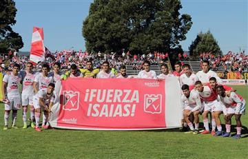 Sin Vega, Deportes Valdivia sumó tres 'al hilo'