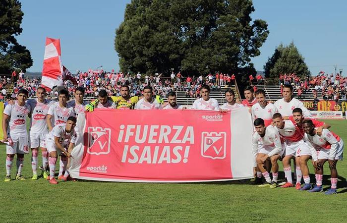 Héctor Vega sería titular en Deportes Valdivia (Foto: Deportes Valdivia Facebook)