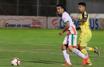 Cobresal derrotó al equipo de Josepmir Ballón