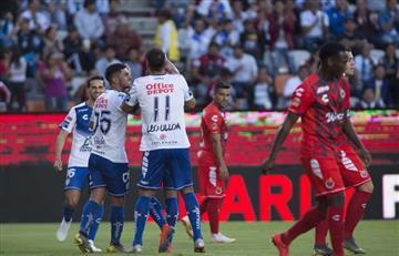 El terrible récord que alcanzó Veracruz en la Liga MX