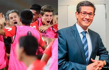 Erick Osores y su polémica crítica hacia la Selección Sub 17