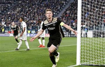 Juventus vs Ajax EN VIVO ONLINE por la Champions League