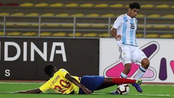 Periodista anuncia audios que podrían comprometer a la selecciones de Ecuador y Argentina en el Sudamericano sub 17